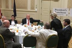 President Lunchen 140