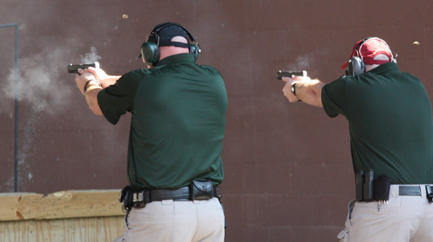 David L. Arnold Pistol Competition