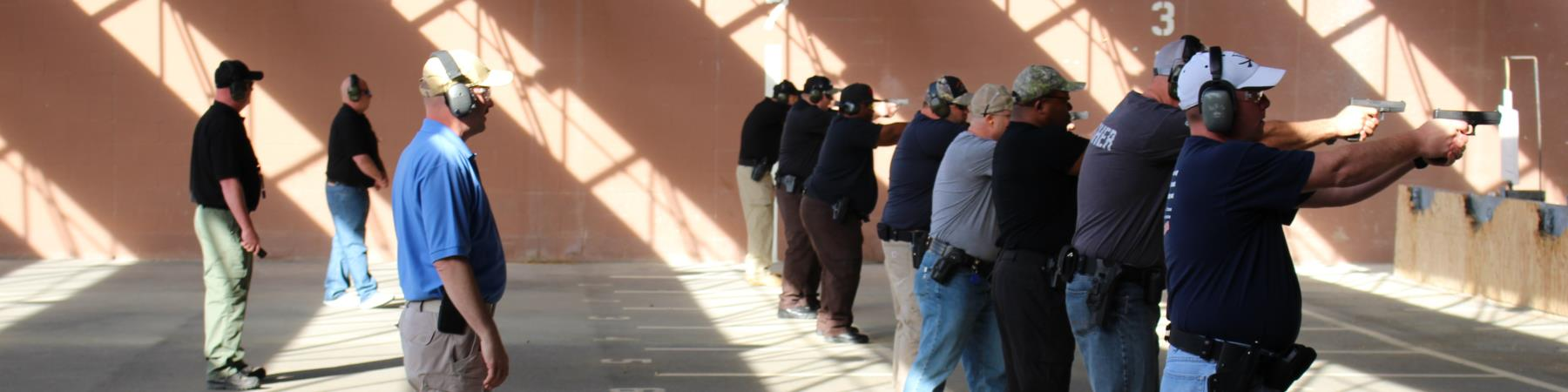 Conference Pistol Competition